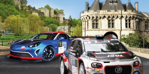 Affiche rallye Coeur de France 2019 (1)